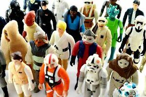 Vintage Star Wars Figurines A - Veuillez Choisir De Sélection - Nombreux Choix