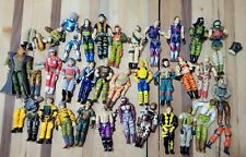 Lot 20+ Gi Joe Figures or Other- Body Parts Heads Bodies Arms Legs Weapon