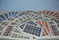 SPACE - Large STOCK - 51 x MNH Full Sheets Wholesale, Russia