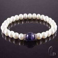 Amethyst Natural Fashion Bracelets