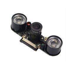 1080P 3.3V Night Vision IR Camera Module for Raspberry Pi 3B/3B+ Module