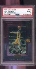 2000-01 Upper Deck Slam Air Supremacy #S1 Kobe Bryant Insert PSA 9 Graded Card