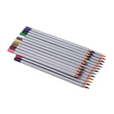 24 Colors Fine Art Marco Drawing Oil Base Non-toxic Pencils Set Artist Sketch