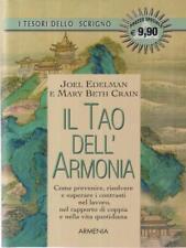 IL TAO DELL'ARMONIA  AA.VV. ARMENIA 1995 I TESORI DELLO SCRIGNO