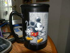 VINTAGE WALT DISNEY MICKEY MOUSE COFFEE MUG IN EXCELLENT SHAPE SEE PICS