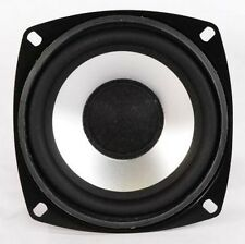 "NEW 4"" Inch High Definition Aluminum Mini Full Range SubWoofer Speaker 8Ohm 100W"