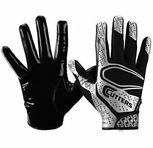 Cutters s251 Rev 2.0 Football Gloves Adult (PAIR)