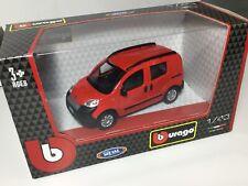 Bburago Fiat Fiorino Combi 1:43 Modellino Auto in Metallo Escl.Collezione