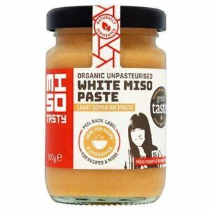 Miso Tasty Org White MisoPaste [100g]