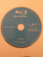 Lincoln (Blu-ray , 2013 ) Blu Ray Disc Only-Replacement Disc