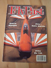 FLY PAST MAGAZINE OCT 1993 - AVRO SHACKLETON, VICTOR, BBMF MERLIN + MUCH MORE