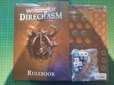 Direchasm Board, Dice, Tokens, Rulebook - Warhammer Underworlds - Games Workshop