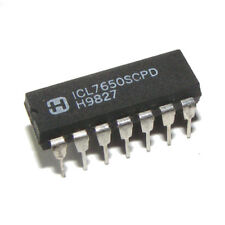 ICL7650SCPD 2Mhz Super Chopper-Stabilized Operational Amplifier DIP14 Harris