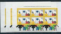 3 x Bund Block Nr. 21 postfrisch BRD 1472 Briefmarken Ausst.1990 Michel 66,00 €