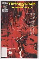 Terminator The Burning Earth #5, Near Mint Condition!