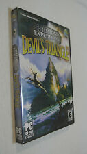 BRAND NEW Sealed Hidden Expedition: Devil's Triangle Selectsoft (PC, 2010)