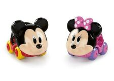 Disney Baby Go Grippers Mickey Mouse & Minnie Mouse Collection Oball New w/Tags