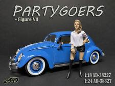 American Diorama 1:24 Scale Figure 7.5 cm * Partygoers VII * AD-38327