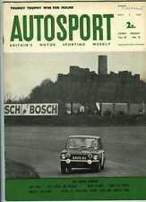 Autosport May 7th 1965 *Oulton Park TT & Tulip Rally*