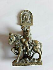 Lady godiva brass door knocker peeping Tom possible edwardian period