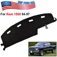 Dashboard Cover For Dodge Ram 1500 2500 3500 1994-1997 Dash Mat Dashmat