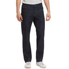 605c8499 Tommy Hilfiger Ryan Straight Fit Jeans in Rinse Comfort Dark Wash Blue Denim  W34 L32