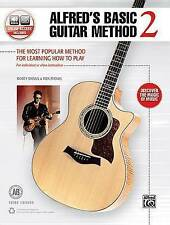 Alfred's Basic Guitar Method, Bk 2: The Most Popular Method for Learning How to