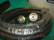CARWASH--10 MET--400 BAR H/P HOSE--3/8-2WIRE-22 mm--KARCHER TYPE ends