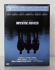 Mystic River (3-Disc DVD Set, incl. CD Soundtrack) Clint Eastwood