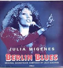 Lalo Schifrin/Julia Migenes ~ Berlin Blues (banda Sonora Original) ~ 1988 Lp Francés