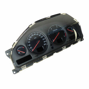 Instrument Cluster 9499671 Volvo V70 II XC70 S60 S80 Combined Device Tacho 2,4L