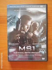 DVD MS1 MAXIMA SEGURIDAD - EDICION DE ALQUILER (9C)