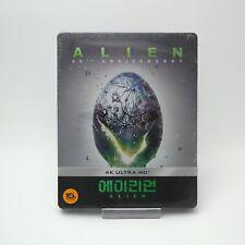 Alien - 4K Uhd Steelbook 40th Anniversary Edition (2019) / 4K only