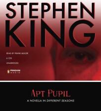 Apt Pupil by Stephen King (2009, CD, Unabridged) Audio Book