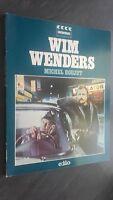 Revista Cinema Wim Wenders M.Boujut 1982 Edilig París Buen Estado