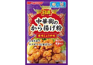 NISSIN chu-ka gai no karaage ko (fried chicken flour mix soy sauce flavour) 100g