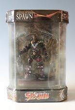 McFarlane Toys Arsenal Of Doom Spawn Special Edition Fishtank Action Figure New