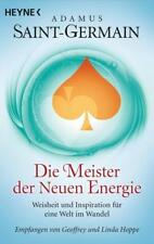 Saint-Germain: Die Meister der Neuen Energie - Geoffrey & Linda Hoppe  UNGELESEN