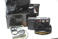 Ricoh GR21 35mm Point & Shoot Film Camera From Japan #P34