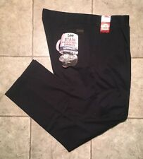 LEE * Mens Navy Casual Pants * Size 40 x 32 * NEW WITH TAGS