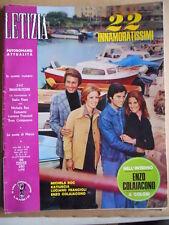 LETIZIA Fotoromanzo n°222 1973 Poster Enzo Colajacono ed. Lancio  [G578]