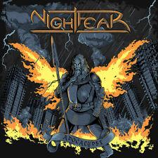 NIGHTFEAR - Apocalypse - CD - 166388