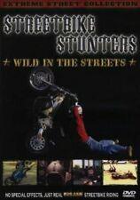 Streetbike Stunters Extreme Street DVD NEU ? VERSAND Dokumentation Motorrad