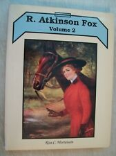 R. Atkinson Fox Art Prints Price Guide Collector's Book Vol 2