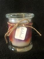 """Jennyfer/'s Candles Homemade hand poured swirl candles /""""Fresh Brewed Coffee/"""""""