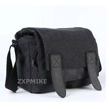Median Walkabout Shoulder Messenger Camera Bag For Canon Nikon Panasonic Sony