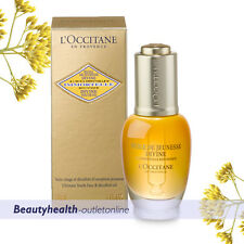 L'Occitane Immortelle NEW Divine YOUTH OIL A complete regenerating treatment