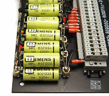16 pcs of Siemens MKL Audio Capacitors 1 MFD / 630 V, Stepped Capacitor, NOS