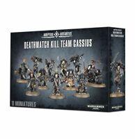 Warhammer 40,000: Deathwatch Kill Team Cassius 39-11 NIB
