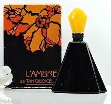 L Ambre de Tan Giudicelli EDT 5 ml Miniatur